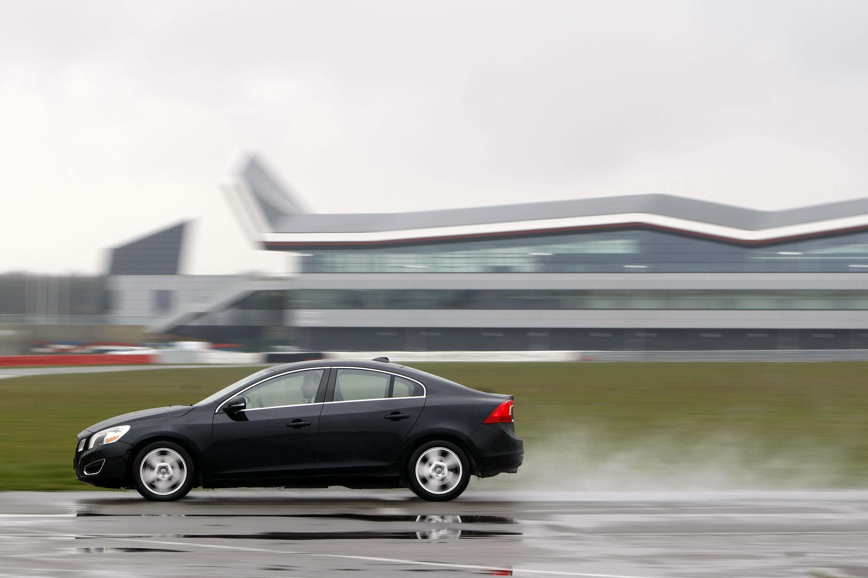 Volvo KERS Silverstone Wing